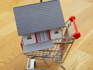 Buying a new house, moving home
